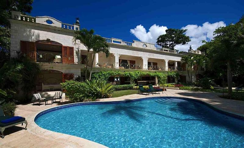 Moon Reach at The Garden, Barbados - Beachfront, Pool, Tropical Garden - Image 1 - Saint James - rentals