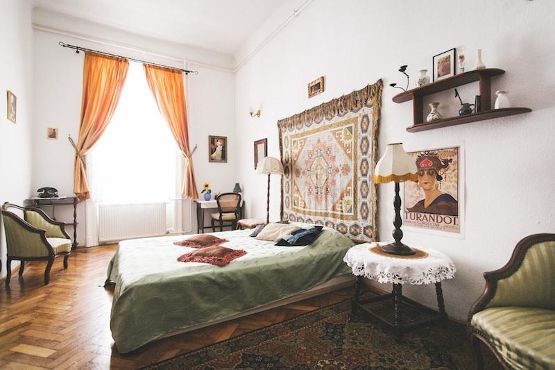 Bedroom - Bella Opera Apartment Budapest - Budapest - rentals