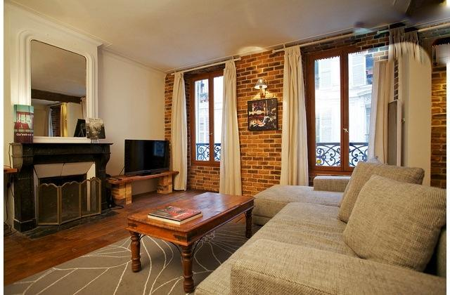 Lovely flat Paris Montmartre 4 sleeps - Image 1 - Paris - rentals