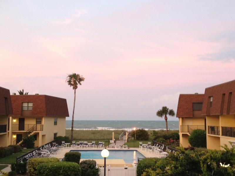 View from Balcony - Awesome beachfront! - Cocoa Beach - rentals