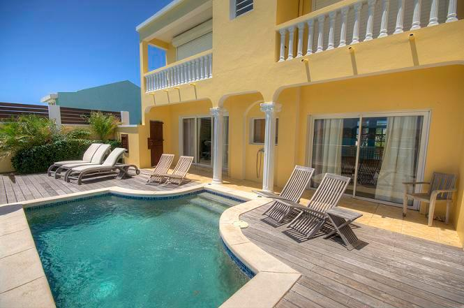 Villa Tara at Beacon Hill, Saint Maarten - Oceanfront & Pool - Image 1 - Simpson Bay - rentals