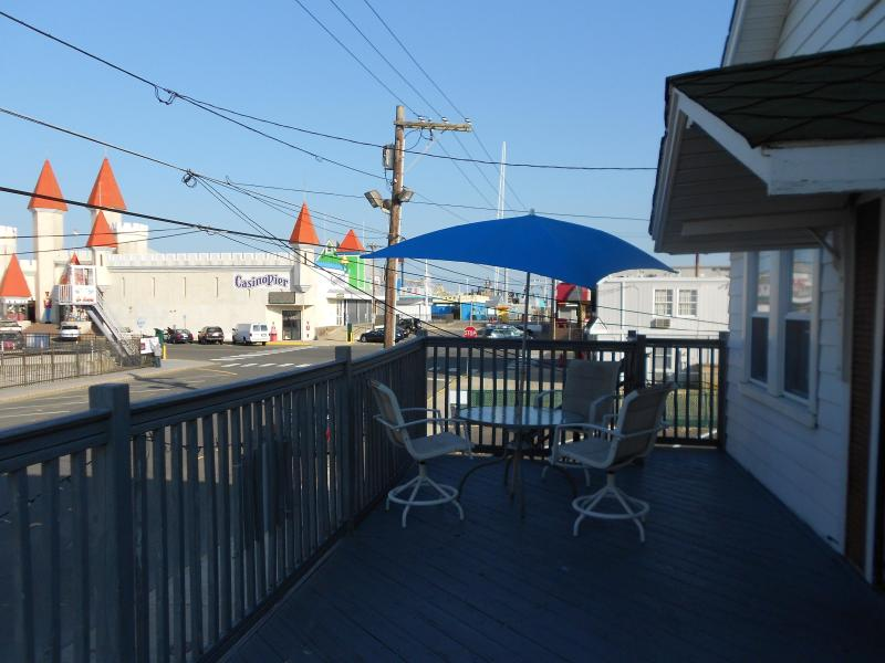 First House From The Beach..Seaside Hts Big 3 Bdrm - Image 1 - Seaside Heights - rentals