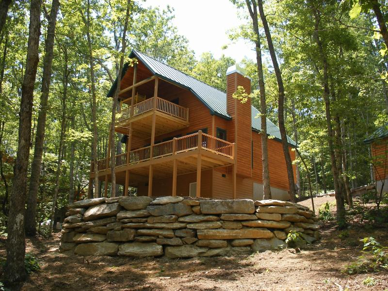 Cabins at Cantrell Mountain - DogWoods Retreat/Tree Frog - Brevard - rentals