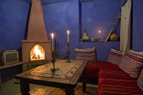 Sitting room - Apartments Dar el Moualim - Chefchaouen - rentals