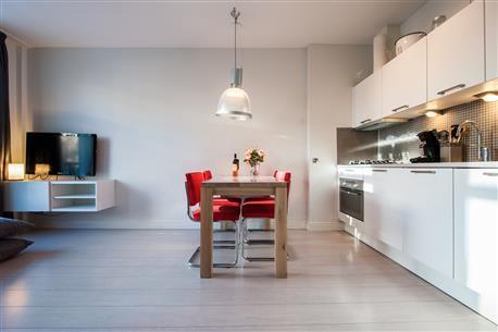 Dapper Market Apartment 1 - Image 1 - Amsterdam - rentals