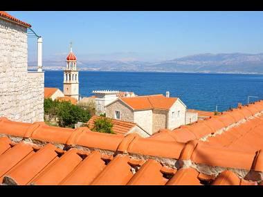 A3(4+1): terrace view - 5142 A3(4+1) - Sutivan - Sutivan - rentals