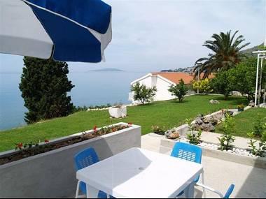 A4 Somina(2+2): terrace - 5147  A4 Somina(2+2) - Brist - Brist - rentals