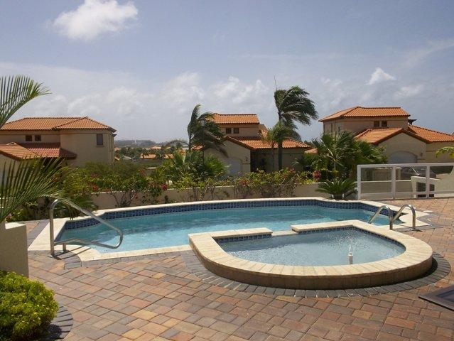 Miramar Golf Four-bedroom villa - MM27 - Image 1 - Aruba - rentals