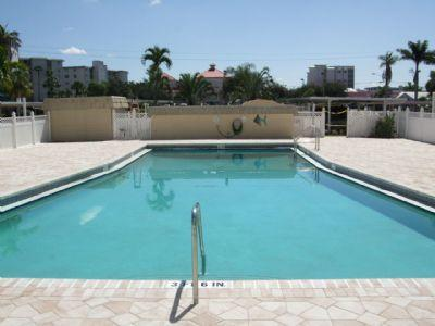 Heated Pool - 2 Bedroom Condo in Beautiful Ft. Myers Beach - Fort Myers Beach - rentals