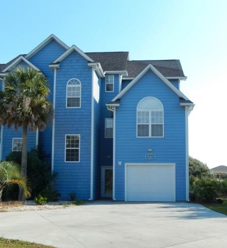 Exterior - Awave from it All - Emerald Isle - rentals