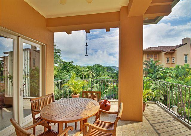 Balcony with Privacy for Lazy afternoons. - Luxurious Condo, Great Location, close to the Beach Club! Great for Families! - Herradura - rentals