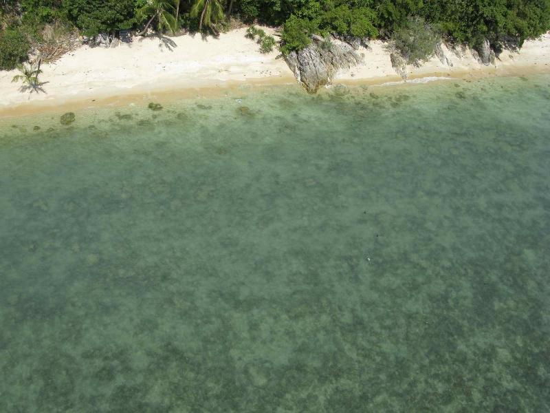 Beach 1 - the Headland:  exquisite beachfront Samui villa - Koh Samui - rentals