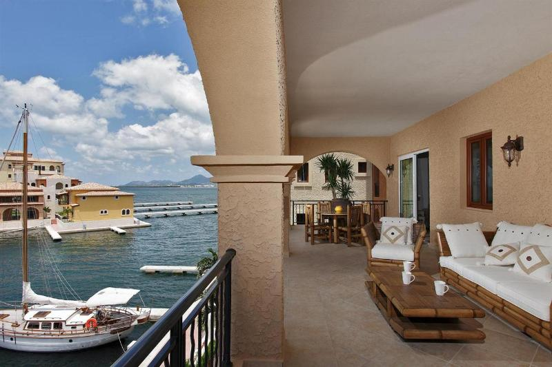 Porto Blue At Porto Cupecoy, Saint Maarten - Ocean View, Gated Community, Communal Pool - Image 1 - Cupecoy - rentals