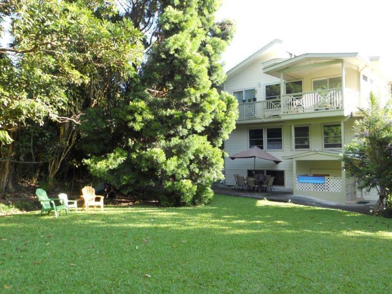 Our Hilo Home - Nice 1- BR Apt. Hamakua Coast, 5 min. to Dtwn Hilo - Papaikou - rentals