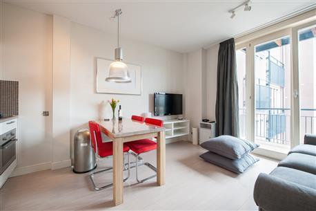 Dapper Market Apartment 12 - Image 1 - Amsterdam - rentals
