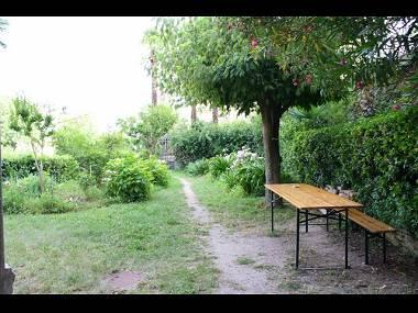 SA2(3): garden terrace - 2178 SA2(3) - Lovran - Lovran - rentals