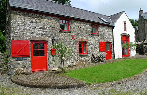 The Coach House - Image 1 - Llanreithan - rentals
