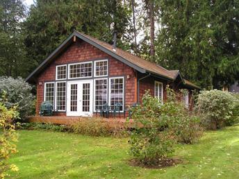 Sharon's cottage - Cozy, elegant cottage on Whidbey Island , WA. - Langley - rentals