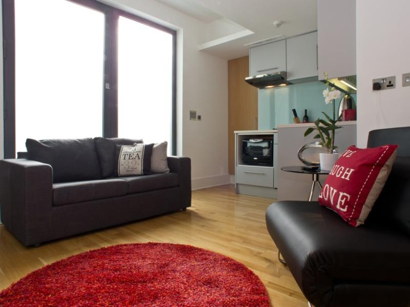 Piccadilly Circus 1 bedroom with Balcony (4051) - Image 1 - London - rentals