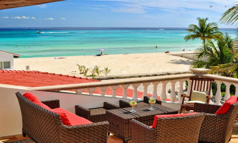 Villa del Mar - Beach Hacienda walking distance to 5th Ave in Playa del Carmen! - Image 1 - Playa del Carmen - rentals
