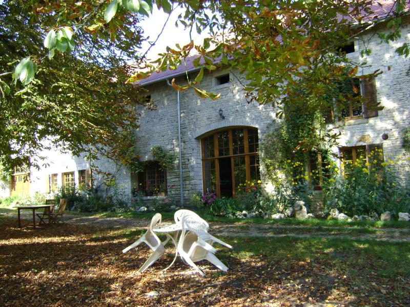 Domaine De La Pierre Percée - Image 1 - France - rentals