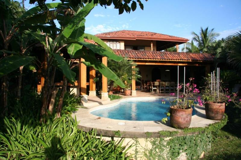 Luxurious private pool - Ocean View Villa in Play Junquillal, Guanacaste - Playa Junquillal - rentals