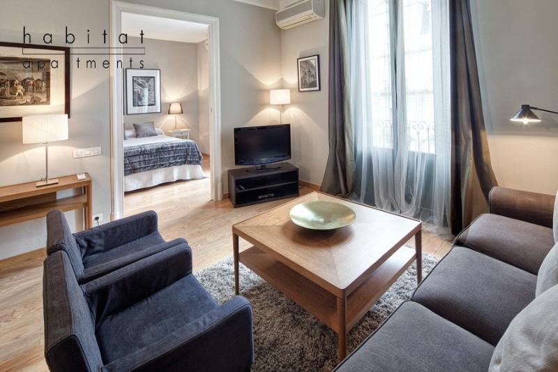 Lauria Classic, brand new 2 bedroom apartment - Image 1 - Barcelona - rentals