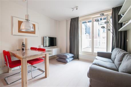 Dapper Market Apartment 4 - Image 1 - Amsterdam - rentals
