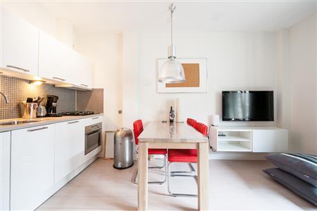 Dapper Market Apartment 8 - Image 1 - Amsterdam - rentals