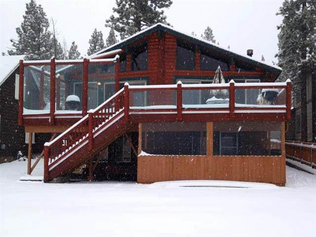 Blue Moon Lake Lodge - Image 1 - Fawnskin - rentals