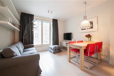 Dapper Market Apartment 3 - Image 1 - Amsterdam - rentals