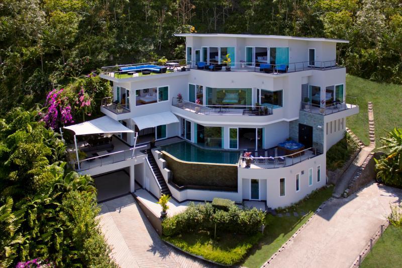 Villa Namaste - Awesome Pool Villa in Phuket - Image 1 - Thalang - rentals