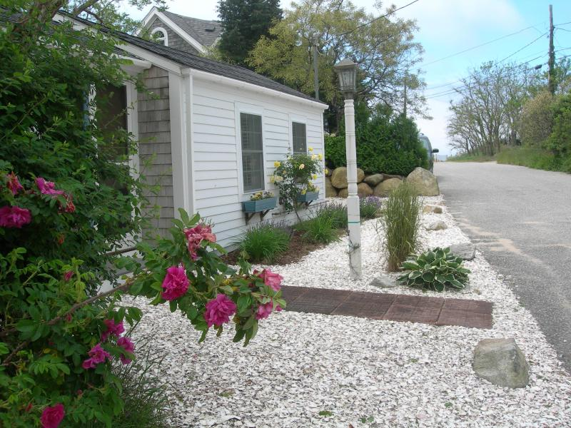 Steps to Private Beach - Cozy Cottage Steps to Private Cape Cod Bay Beach - Eastham - rentals