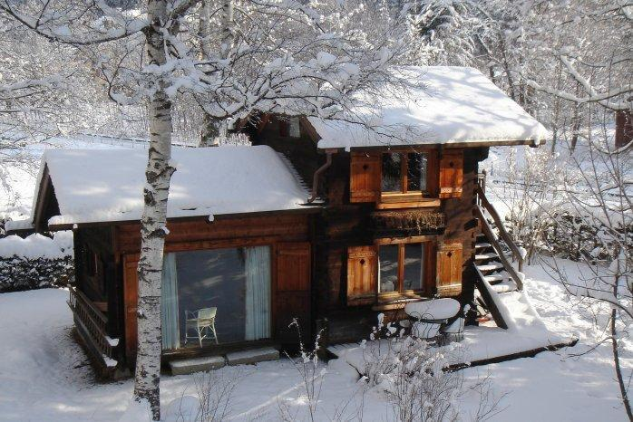 Winter - Mazot Les Tines, Chamonix - Chamonix - rentals