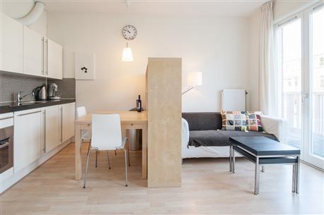 Congress Centre Apartment B5 - Image 1 - Amsterdam - rentals