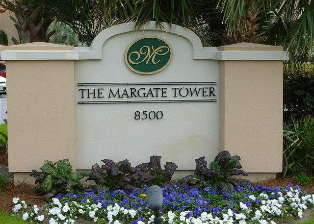 Fabulous Ocean Front Property,  Margate Towers #805-Myrtle Beach SC - Image 1 - Myrtle Beach - rentals