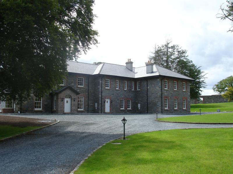 Drumhalla House - Exclusive Private House(s) and Estate for Hire - Rathmullan - rentals
