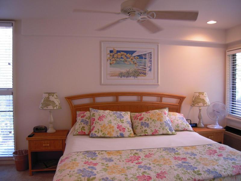 King Size Sealy Beauty Rest comfort - Wailea Ekahi Village-Luxury 1BR condo for couples - Wailea - rentals