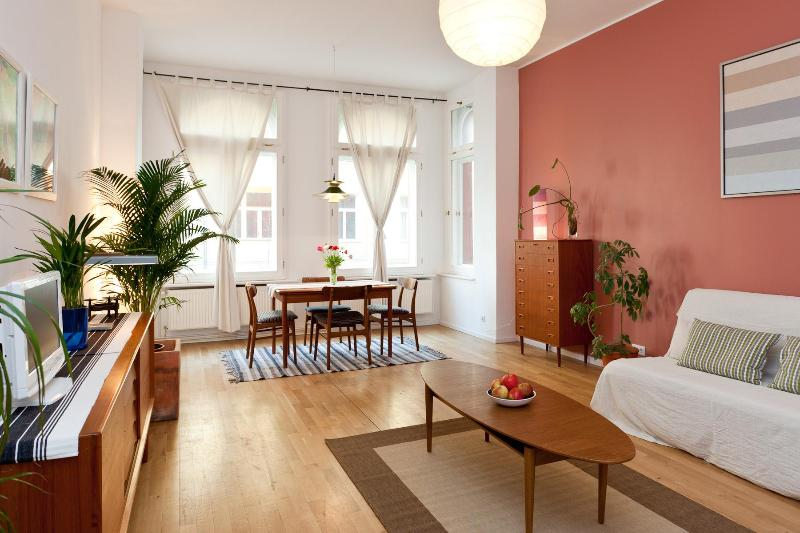 apartaco 1 - design urban apartment - Image 1 - Berlin - rentals