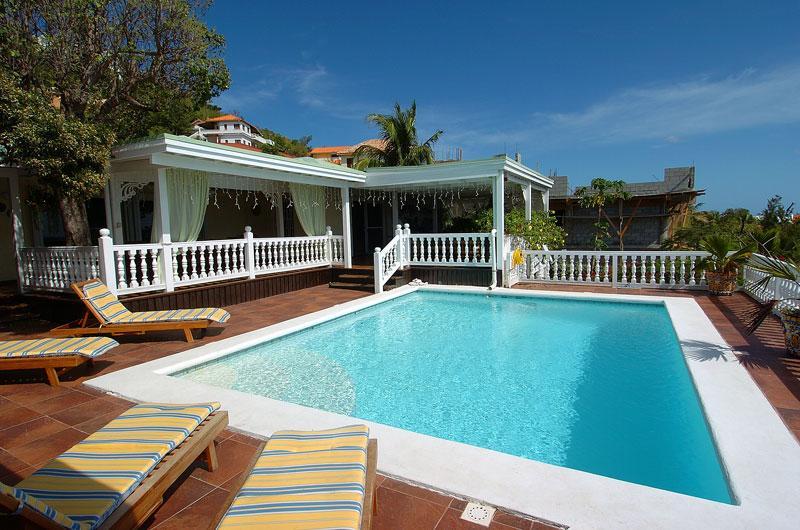 Villa Sapphire at Pelican Key, Saint Maarten - Ocean View, Sunset View, Pool - Image 1 - Pelican Key - rentals