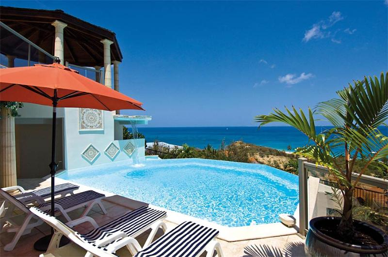Alexina's Dream at Happy Bay, Saint Maarten - Ocean View, Pool, Walk to Beach - Image 1 - Sint Maarten - rentals