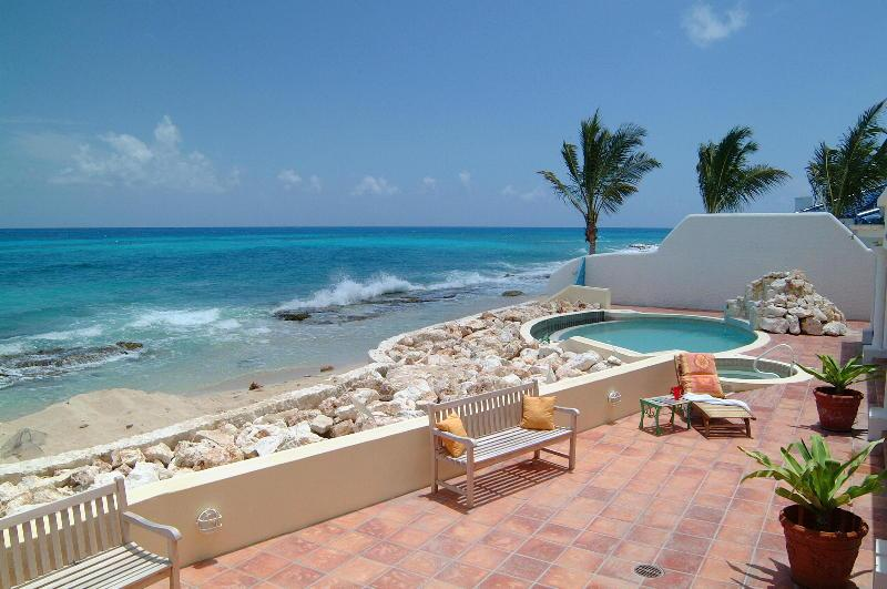 Daffodil at Pelican Key, Saint Maarten - Beachfront, Gated Community, Pool - Image 1 - Simpson Bay - rentals