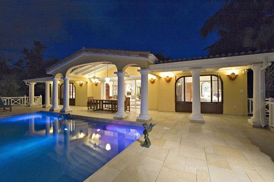 Villa Marrakesh at Cupecoy, Saint Maarten - Lagoon View, Pool, Walking Distance To Beach - Image 1 - Cupecoy - rentals