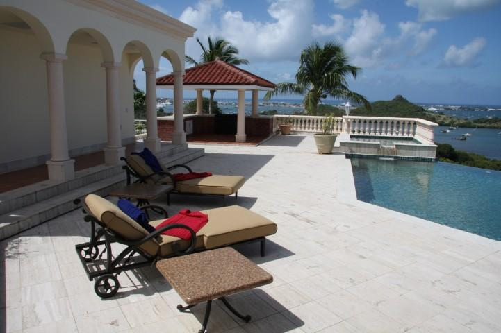 Les Jardins De Bellevue at Bellevue, Saint Maarten - Panoramic Views, Walk to Marigot and Marina Roy - Image 1 - Marigot - rentals