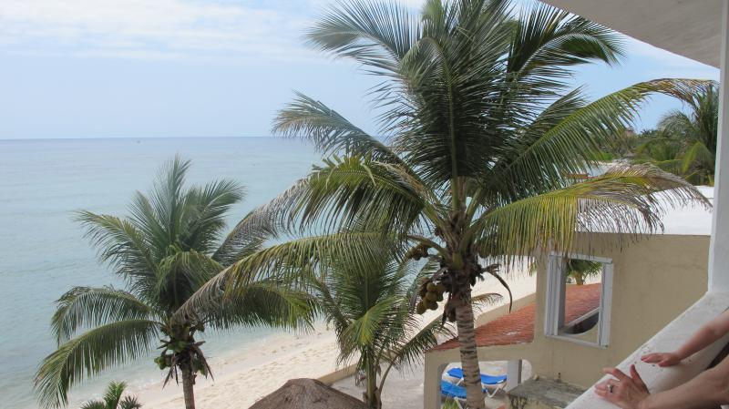 Beautiful Oceanfront Condo in Half Moon Bay! - Image 1 - Akumal - rentals