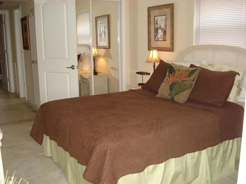 2 bedrooms with one queen bed - Beautiful Views of Honeymoon Island - Dunedin - rentals