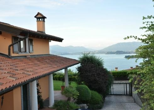 Casa Meina vacation holiday villa casa house rental italy, lake maggiore, lake district, vacation holiday villa casa house to rent - Image 1 - Arona - rentals