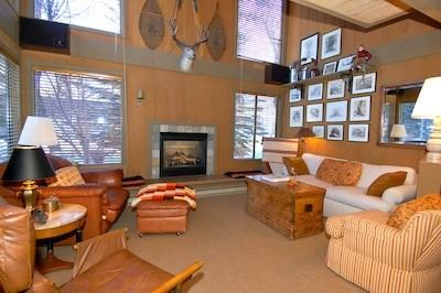 Living Room - Sun Valley New Villager Vacation Home - Ketchum - rentals