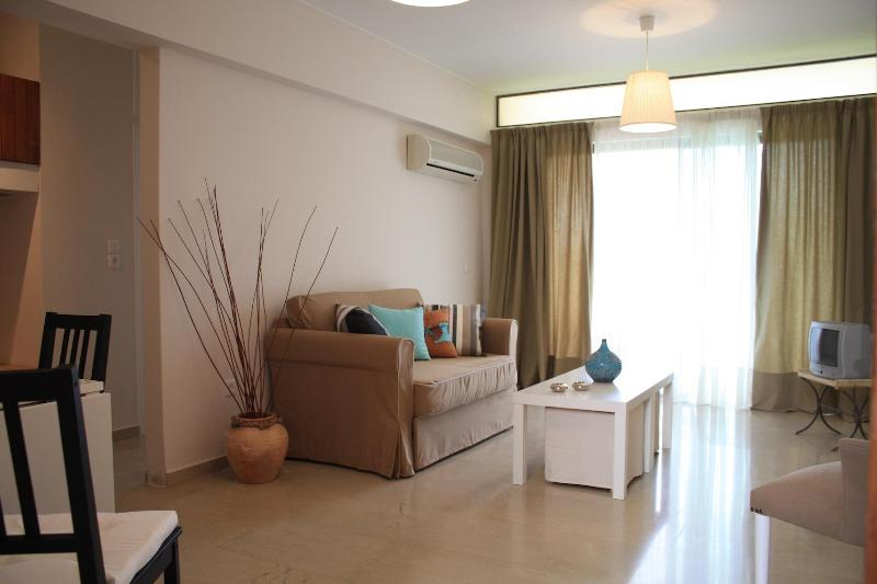 1 bedroom apartment with sea view - Rafina Athens - Image 1 - Rafina - rentals