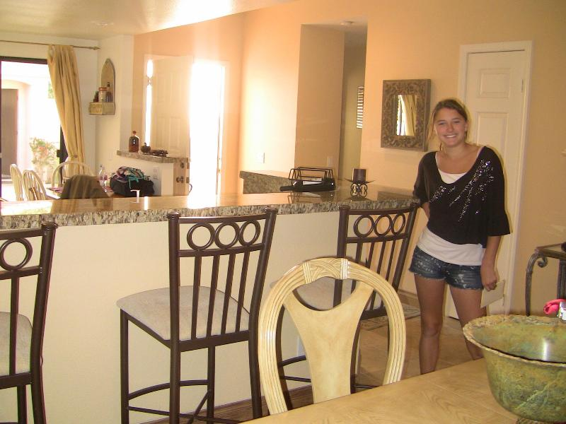 Bar/Kitchen Counter - Palm Valley 2BR2BA Stunning-Holidays & Jan16 Avail - Palm Desert - rentals